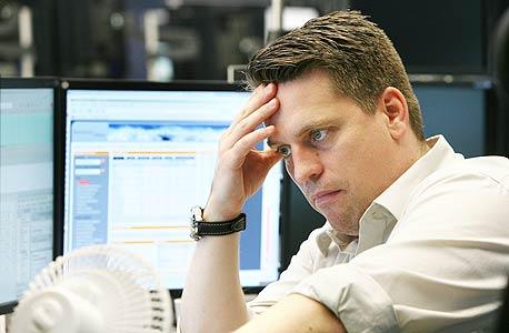 מניות הבנקים גררו את אירופה לירידות; ספרד נפלה 2.9%