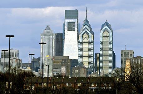 פילדלפיה שבפנסילבניה, צילום: בלומברג