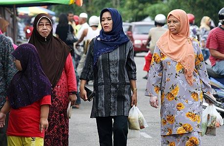 ג'לביה לכל דורש: האופנה מוסלמית כובשת את אירופה