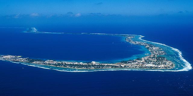 איי מרשל באוקיינוס השקט, צילום: VWPics/Newscom