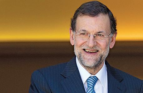 ראש ממשלת ספרד מריאנו ראחוי, צילום: רויטרס