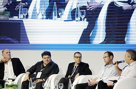 הוועידה הלאומית לאנרגיה מושב 3 צמיחת ענף הדלק תחת מיסוי כבד, צילום: דרור סיתהכל