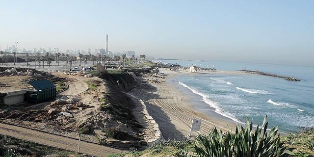 חוף תל ברוך (ארכיון)