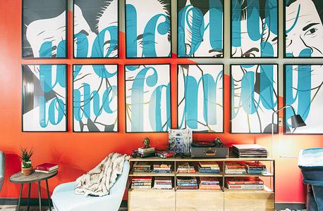 WeLive  חדרים להשכרה WeWork ניו יורק 9, צילום: קייטלין פרי