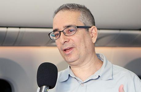 מאיר מורגנשטרן, מנהל מרכז הפיתוח של דרופבוקס בישראל, צילום: עמית שעל