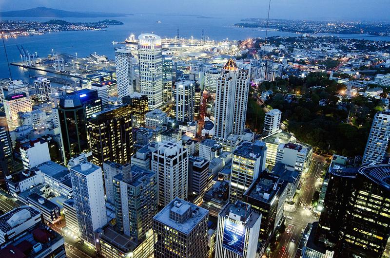 8. אוקלנד, ניו זילנד