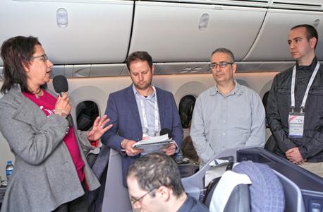 פאנל איך הם רואים אותנו: מימין עידו יבלונקה, מאיר מורגנשטרן, אסף גלעד ומור שלזינגר, צילום: עמית שעל