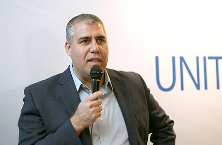 יונתן לבנדר, KPMG, צילום: עמית שעל