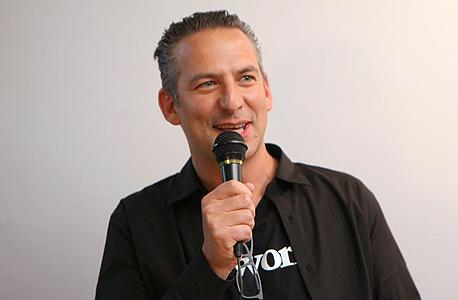"""בנג'י זינגר, מנכ""""ל WeWork ישראל, צילום: עמית שעל"""