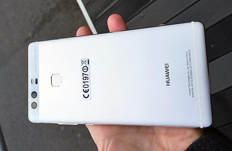 P9  וואווי טלפון סלולרי, צילום: שלומית רביד