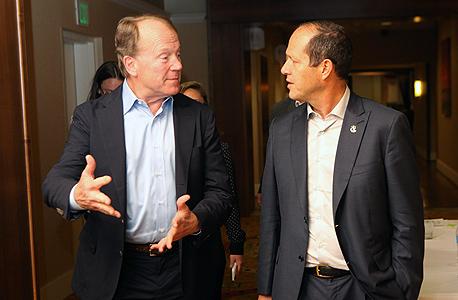צ'יימברס עם ניר ברקת, ראש עיריית ירושלים