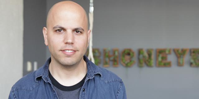 """עוז אלון, מייסד ומנכ""""ל HoneyBook , צילום: אוראל כהן"""