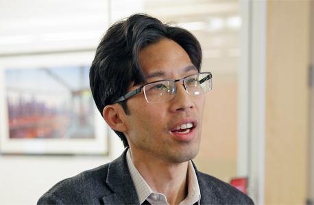 מרווין לייאו שותף מנהל ב-500startups, צילום: אוראל כהן