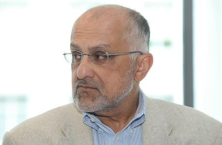 גאיאראם באט בפאנל של פירמת שבלת, צילום: עמית שעל