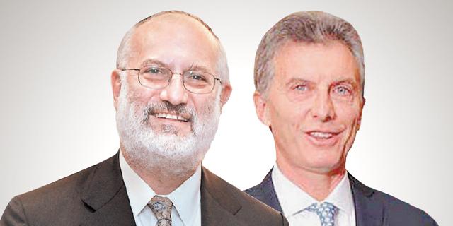 """חברת הנדל""""ן של אדוארדו אלשטיין פועלת דרך מקלטי מס"""
