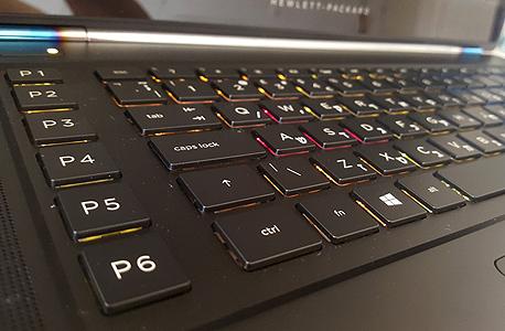 מחשב הגיימרים החדש של HP, ה-Omen. החברה הגדילה את מכירותיה בקטגוריה