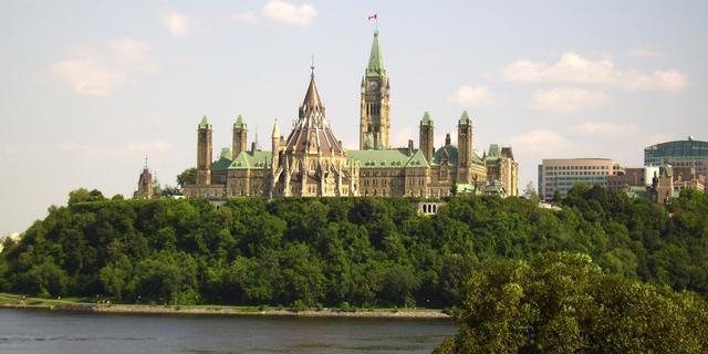 הפרלמנט הקנדי, צילום: ויקיפדיה