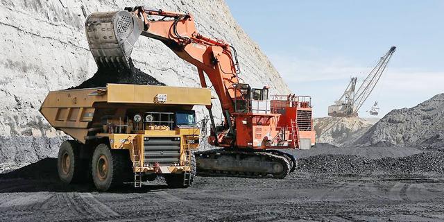 מכרה פחם באוסטרליה, צילום: רויטרס