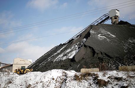 """מכרה פחם בארה""""ב"""