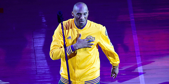 לילה היסטורי ב-NBA: קובי בראיינט נפרד במשחק ענק וגולדן סטייט שברו שיא