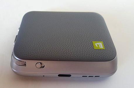 LG 5G סמארטפון מודולרי 2, צילום: הראל עילם