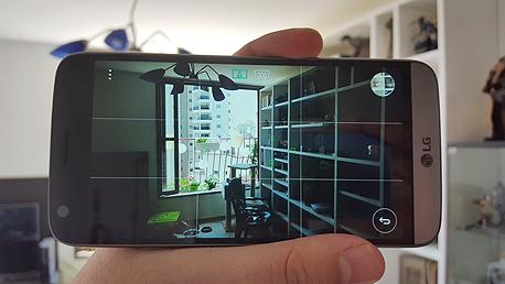 LG 5G סמארטפון מצלמה, צילום: הראל עילם