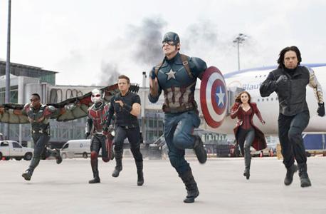 מתוך הסרט קפטן אמריקה