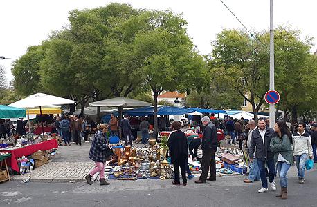 שוק הפשפשים הענקי של ליסבון