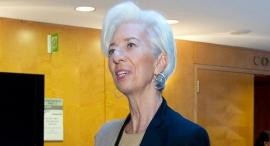 """כריסטין לגארד, יו""""ר קרן המטבע הבינלאומית, צילום: איי פי"""