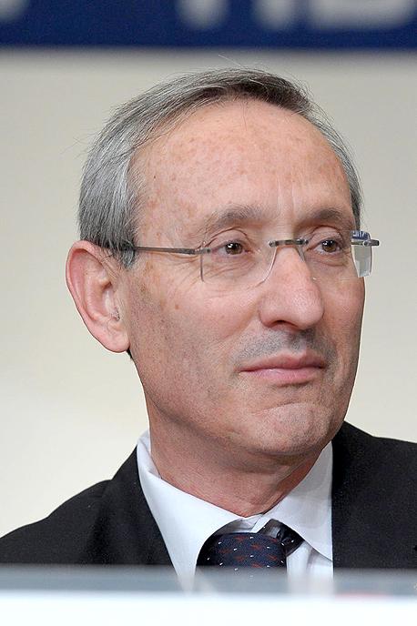 מנחם בן ששון, נשיא האוניברסיטה העברית בירושלים, צילום: גיא אסיאג