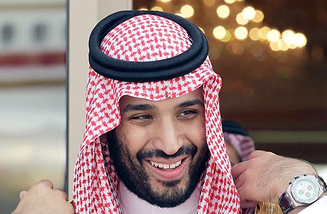 נסיך הכתר הסעודי מוחמד בן סלמאן
