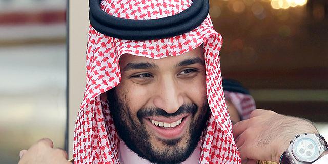 מוחמד בן סלמן, יורש העצר הסעודי, צילום: בלומברג