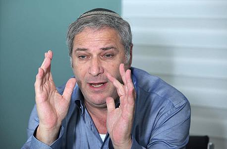 """בנצי ליברמן. """"מתחם שהוא חתיכת מפלצת בקנה מידה ישראלי"""""""