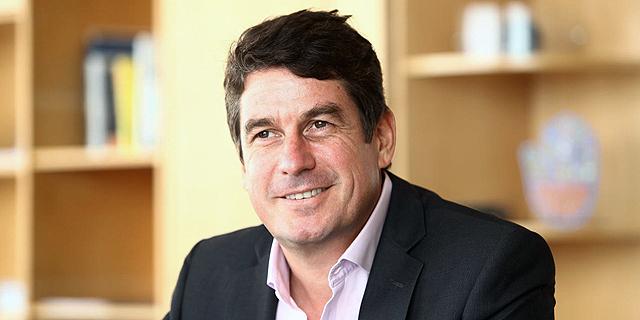 """מנכ""""ל כיל לשעבר סטפן בורגס. נקט באסטרטגיה של התרחבות לתחומי פעילות חדשים, צילום: עמית שעל"""