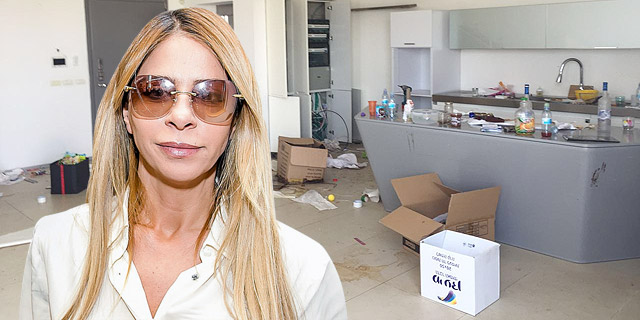 המפרק הזמני של ענבל אור: החריבה את ביתה ועושה שימוש ציני בילדיה