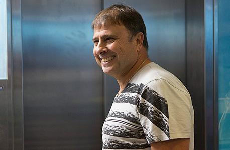 אלישע לוי מאמן נבחרת ישראל , צילום: עוז מועלם