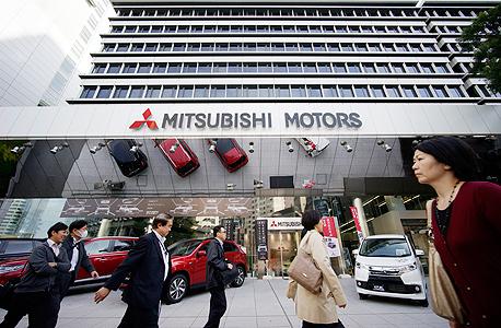 יצרנית הרכב היפנית מיצובישי. לא ברור באילו דגמים תתמקד החקירה