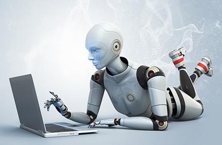 """בוט. """"במקום אפילקציות, אנשים ידברו עם סוכן שהוא לא בן אדם אלא רובוט"""""""
