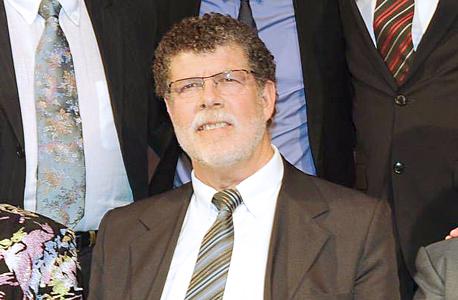 """אמנון ברודי יו""""ר עלבד, צילום: ישראל הדרי"""