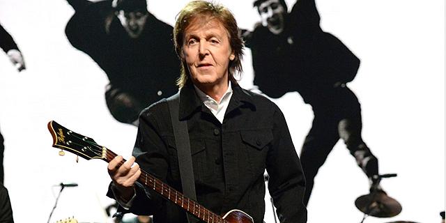 פול מקרטני שומר על מקום ראשון ברשימת המוזיקאים העשירים בבריטניה