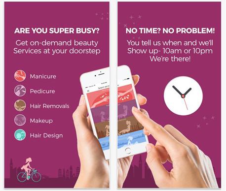 missbeez אפליקציה, צילום: יצרן