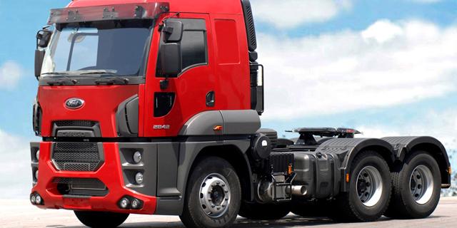 דלק מוטורס נכנסת לתחום המשאיות: תייבא ארצה משאיות פורד