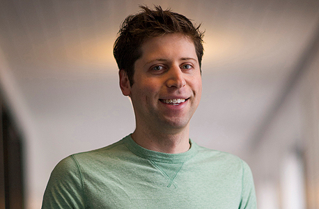 Y Combinator president Sam Altman. Photo: Bloomberg