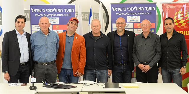 אברם גרנט, גולדן סטייט ווריירס והוועד האולימפי בישראל ישפטו בתחרות חדשנות