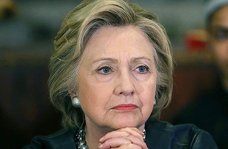 """הילרי קלינטון מועמדת דמוקרטית נשיאות ארה""""ב , צילום: אימג'בנק, Gettyimages"""
