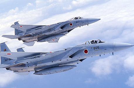 מטוסי חיל האוויר היפני. משרד ההגנה סופג אש, צילום: youtube