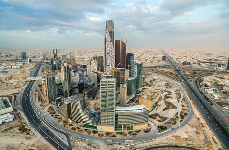 הרובע הפיננסי של ריאד, בירת סעודיה