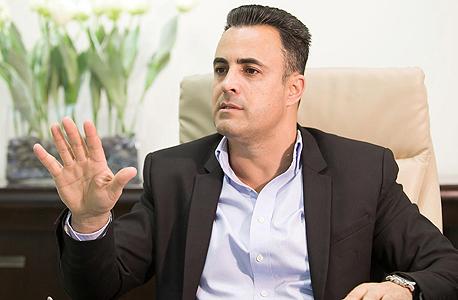 """דני מזרחי, מנכ""""ל אופל בלאנס, צילום: אוראל כהן"""