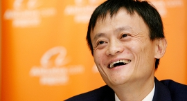 Alibaba founder and chairman Jack Ma. Photo: Bloomberg