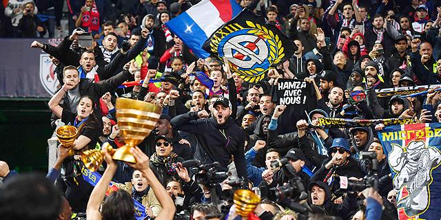 34% מהכנסות של הליגה הצרפתית הן של פריז סן ז'רמן